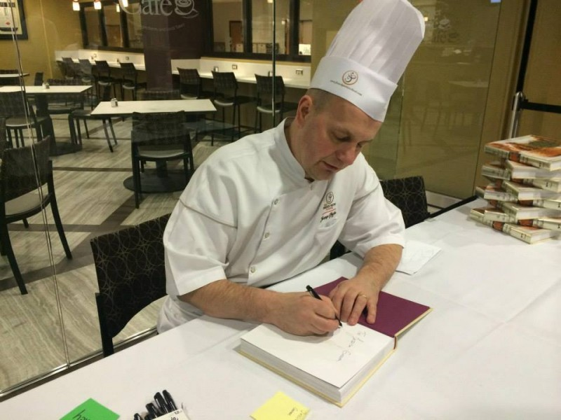 Chef Jacquy Pfeiffer / Photo from The French Pastry School