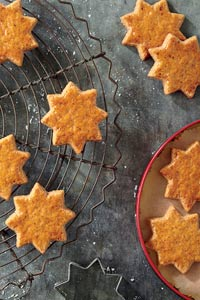 Holiday sables / Photo from The Art of French Pastry