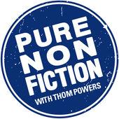 Pure Non Fiction podcast logo